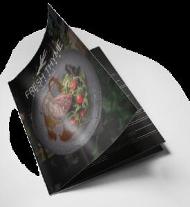 Download our Catering Menus
